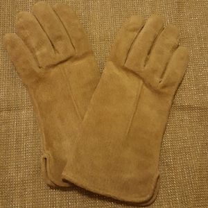 Thinsulate Ladies Lined Leather Gloves